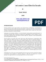 Italian - Discriminazione Contro i Non Ebrei 1995