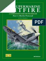 SAM Modellers Datafile 03 - The Supermarine Spitfire Part 1 Merlin Powered