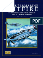 SAM Modellers Datafile 05 - The Supermarine Spitfire Partt2 Griffon-Powered