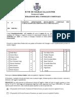 n. 15 Approvazione Regolamento IUC