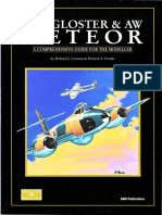 SAM Modellers Datafile 08 - The Gloster & AW Meteor