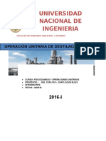 Destilación 16-1