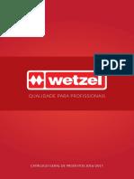 Catalogo de Produtos Wetzel