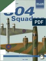 Mushroom Blue Series 7106 - 304 Squadron