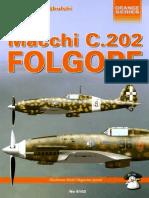 Mushroom Model Magazine Special - Orange Series 8102 Macchi C 202
