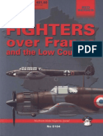 Fighters Over France and the Low Countries