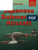 Mushroom - Red Series 5103 Japanese Submarine Aircraft