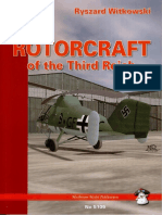 Mushroom Model Magazine Special - Red Series 5109 - Rotocraft of the Third Reich