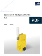 Kiepe Misalignment Switch MAS
