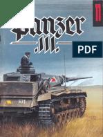 Wydawnictwo Militaria 011 PzKpfw III