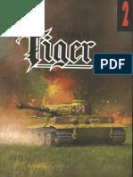 Wydawnictwo Militaria 002 Pzkpfw VI Tiger Vol.1