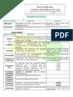 5. Texto Lírico - Figuras de Estilo - Ficha Informativa