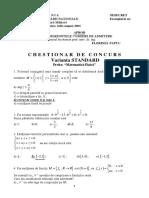 Subiecte Admitere Mate-Fizica ATM_2001