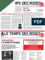 JBC Temps des Roses, juin 2008