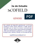 Biblia de Estudio Scofield