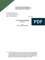 French - La Chevalerie Musulmane