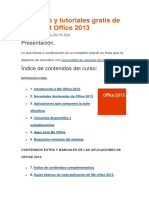 Manual Ms Office 2013