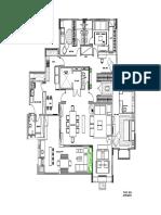Apartamento LUMINOTECNICA Layout-Model