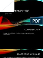 competency sixadnsevensag