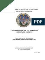 Guia de Distancias en Kms Guatemala Pto Barrios