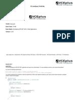Free 70-486 VCE Latest Questions MicrosoftJune-2016