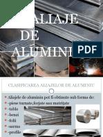 Aliaje de Aluminiu