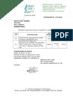 Cotizacion 310-2016 RS PUNO