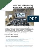 31.10.16 Moreno Valle y Osorio Chong Inauguran Hoy El C5 en Cuautlancingo