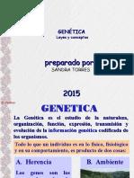 Genetic x<xc<A