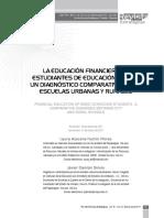Educación Financiera en Colegios
