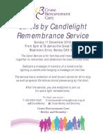 Remembrance Carol Service 2016