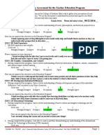 egberts graduate survey assessment for the education program -2