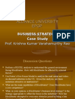 BS Case Study -Block Buster