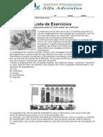 Lista de Exer s Resp Bio 2ºano 2ºbim