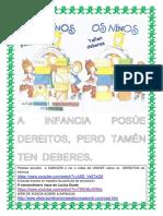 Fichas Alumno Cuentos y Derechos
