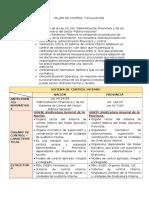 Cuadro Comparativo Control interno nación - provincia