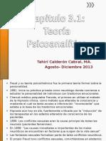 Capitulo 3.1 Psicoanalisis (1)