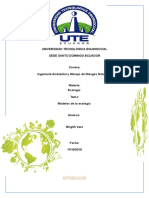 Analisis Metodos en La Ecologia