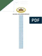 Jurisprudencia boliviana y autos supremos TSJ - Sala Plena 2015