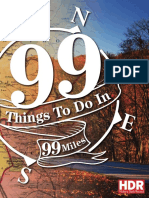 99 Things to Do in 99 Miles