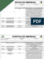 Serviços de Emprego Do Grande Porto- Ofertas Ativas a 31 10 16