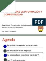 Tecnologias y Competitividad