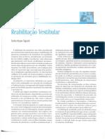 Cap. 56 Reabilitação Vestibular (1)