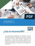 Presentacion Aduanasoft 2016 Immex