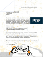 CONADU Carta-Invitacion UGB