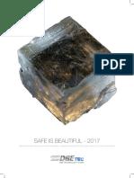 DBE TECHNOLOGY GmbH, calender 2016, Kalender 2016, Jahreskalender