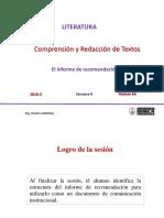 6A - El Informe de Recomendación 2016-2