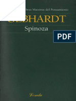 Spinoza - Carl Gebhardt.pdf