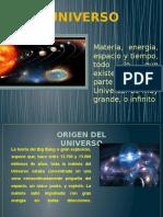Diapositiva Del Universo