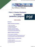 Chamizo Dominguez Pedro J - La Metafora (Semantica Y Pragmatica).pdf